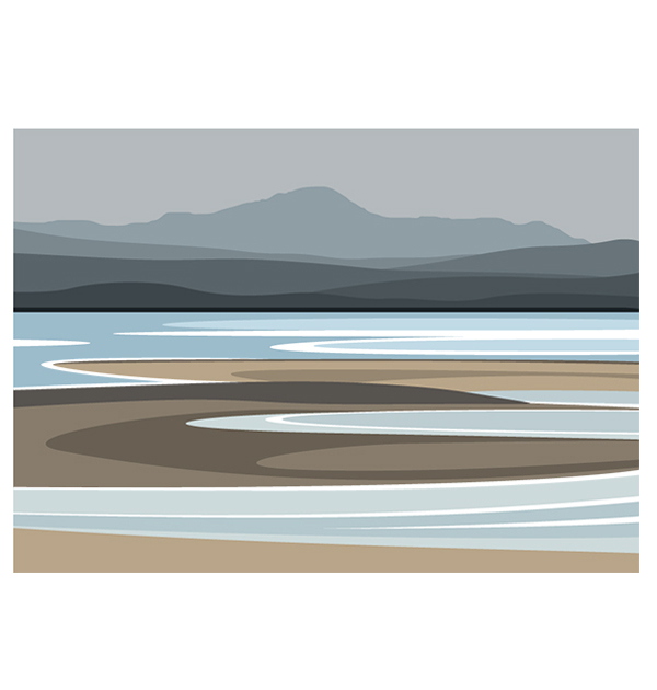 Across the Solway.Firth.ianmitchellart.com