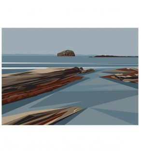 North to bass rock.ianmitchellart.com
