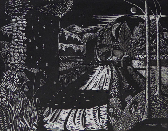 Night on the Lane - Kit Boyd